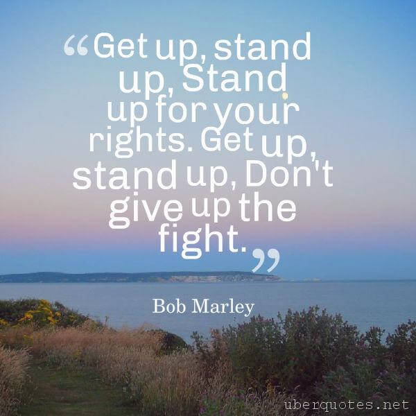 Life quotes by Bob Marley, Trust quotes by Bob Marley, Time quotes by Bob Marley, War quotes by Bob Marley, Women quotes by Bob Marley, Book quotes by Bob Marley, UberQuotes